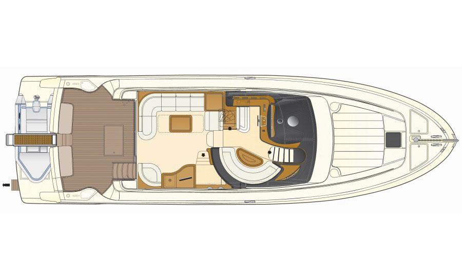 Esperance III - Main deck