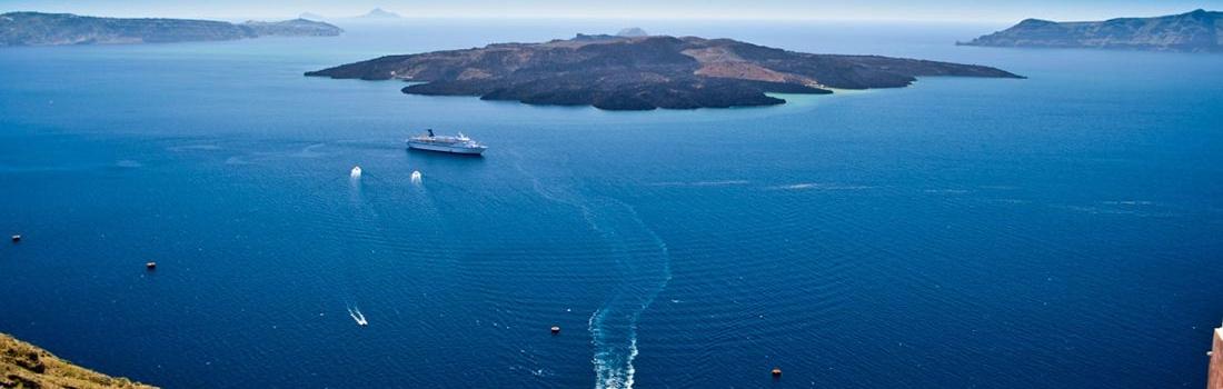 Santorini – Mykonos 2 days & 1 night